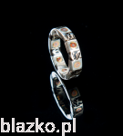 1-Row 2-Sides Blazk Ring Classic