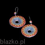 Obol Earrings - Colour