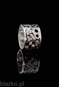Classic Dolce Vita Ring - Openwork version
