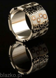 Blazk Barrel Ring