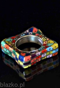 Colour Pillow Ring