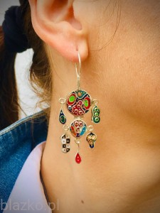 """Messalinas"" Earrings"