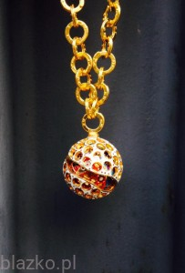 Gold-Plated Ball
