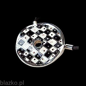 Chess Wheel Pendant