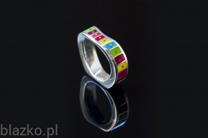 Concave Ring Colour