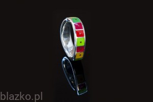 Wave 1-row Ring Colour