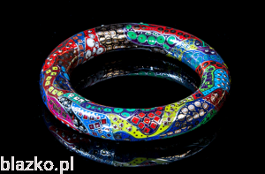 Dolce Vita Medium Bangle - Colour