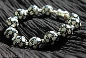 Dotted Balls Bracelet - Classic