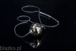 Porcelains Ball 16' Pendant