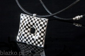 Big Square Pendant