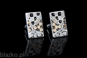 Cufflinks - Classic DolceVita Rectangles